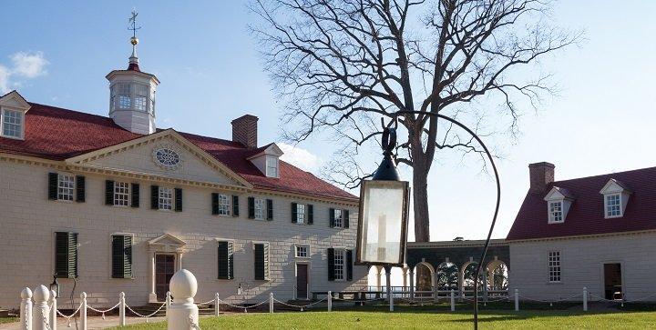 George Washington's Mount Vernon Estate